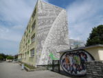 Neue Wandgestaltung an der Siegmund-Jähn-Grundschule Fürstenwalde